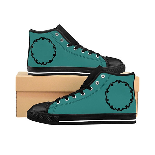 Fellowship Solid High-top Sneakers