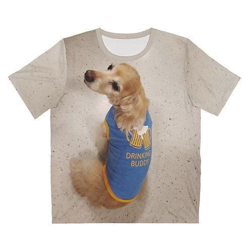 Drinking Buddy  T-Shirt