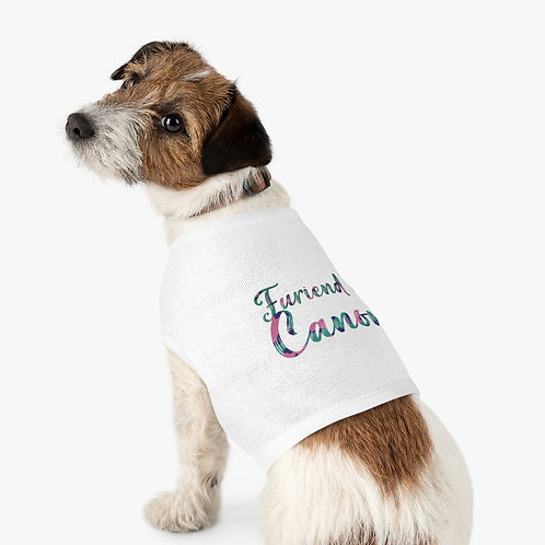 """""""Furiends of Canon."""" Pet Tank Top"""
