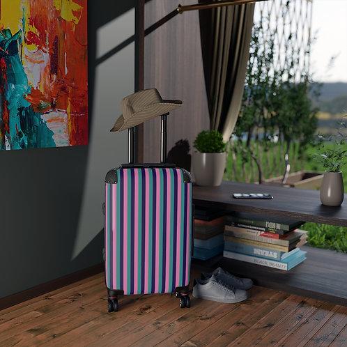 Fellowship Stripe Suitcase