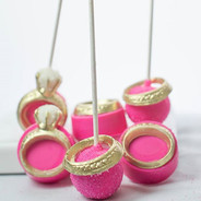Pretty In Pink #cakepops  #engagement #w