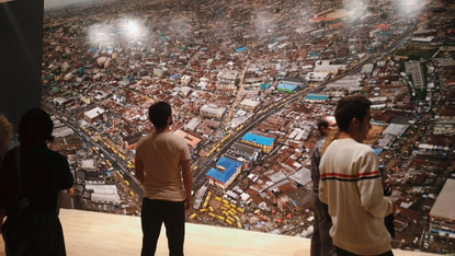 Exhibition [Anthropocene @ National Gallery of Canada]