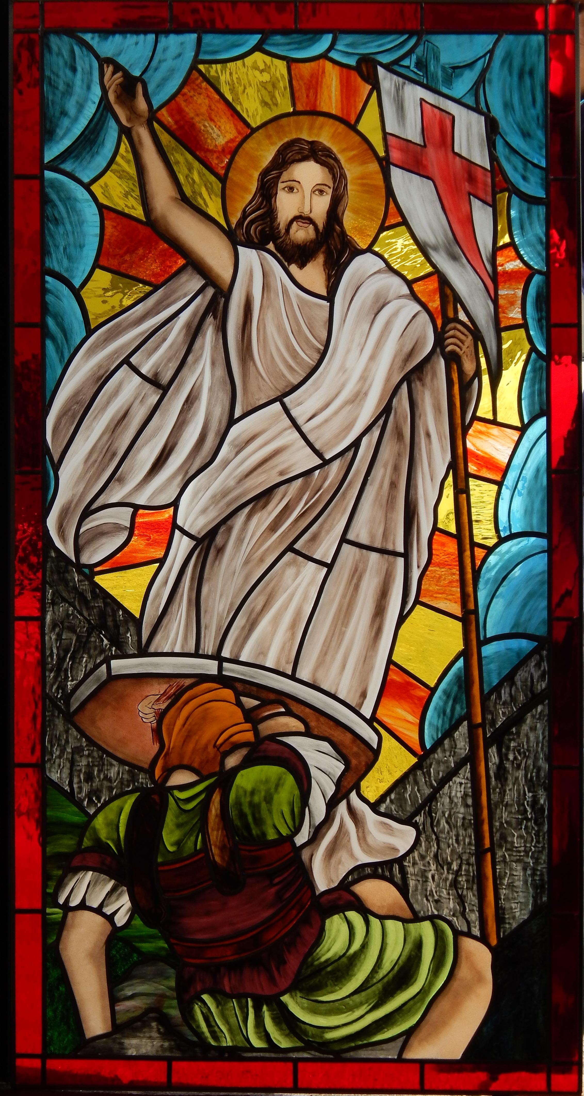 Vitral Ressurreição