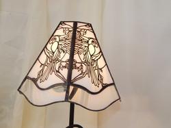 Candeeiro Vitral Mesa Tiffany 7