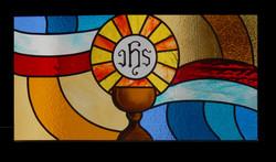 Vitral Eucaristia