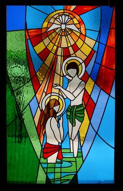 Vitral Baptismo
