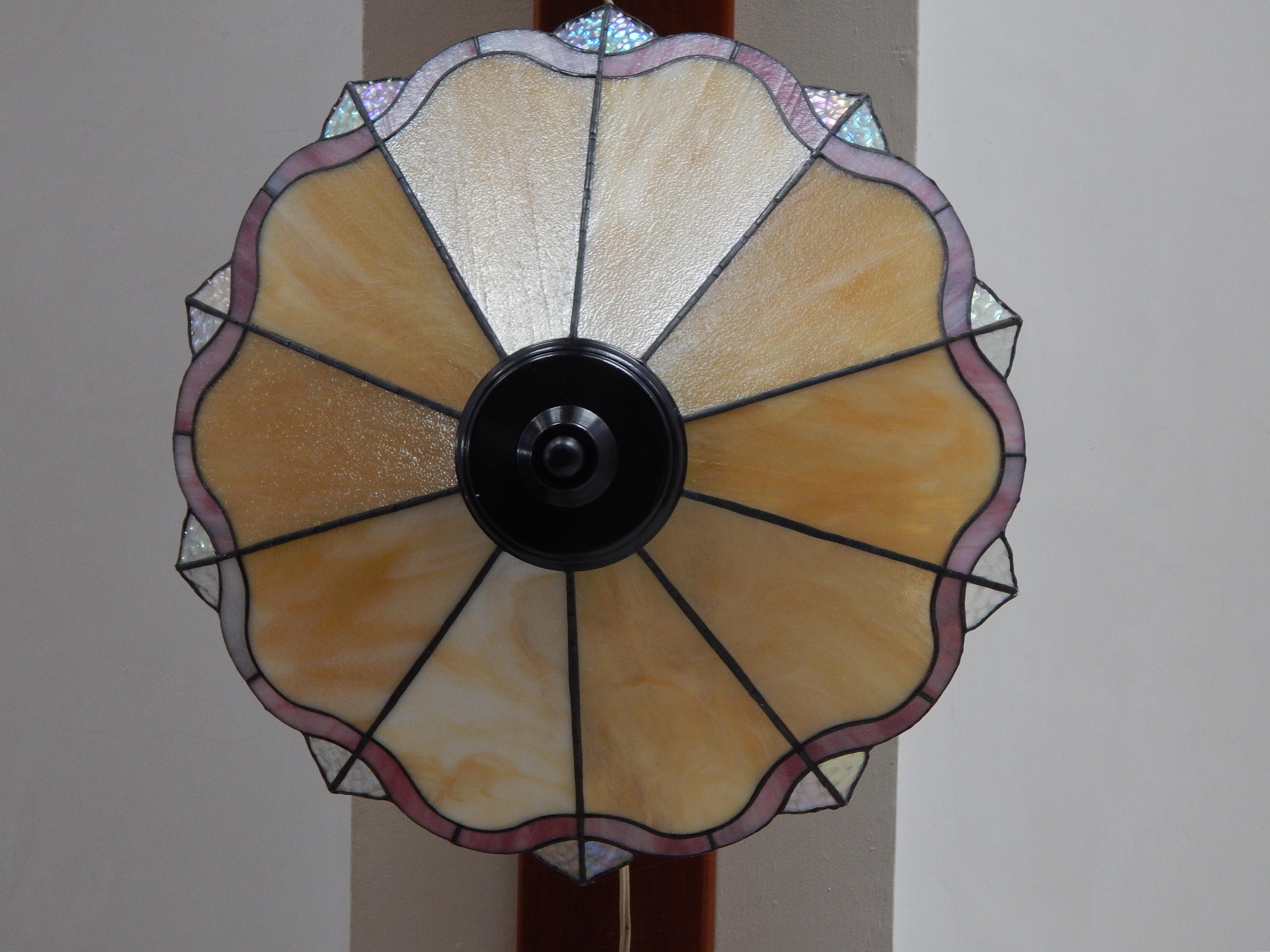 Plafon Vitral Marrocos