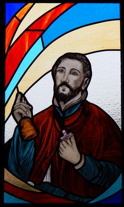 Vitral S. Francisco Xavier