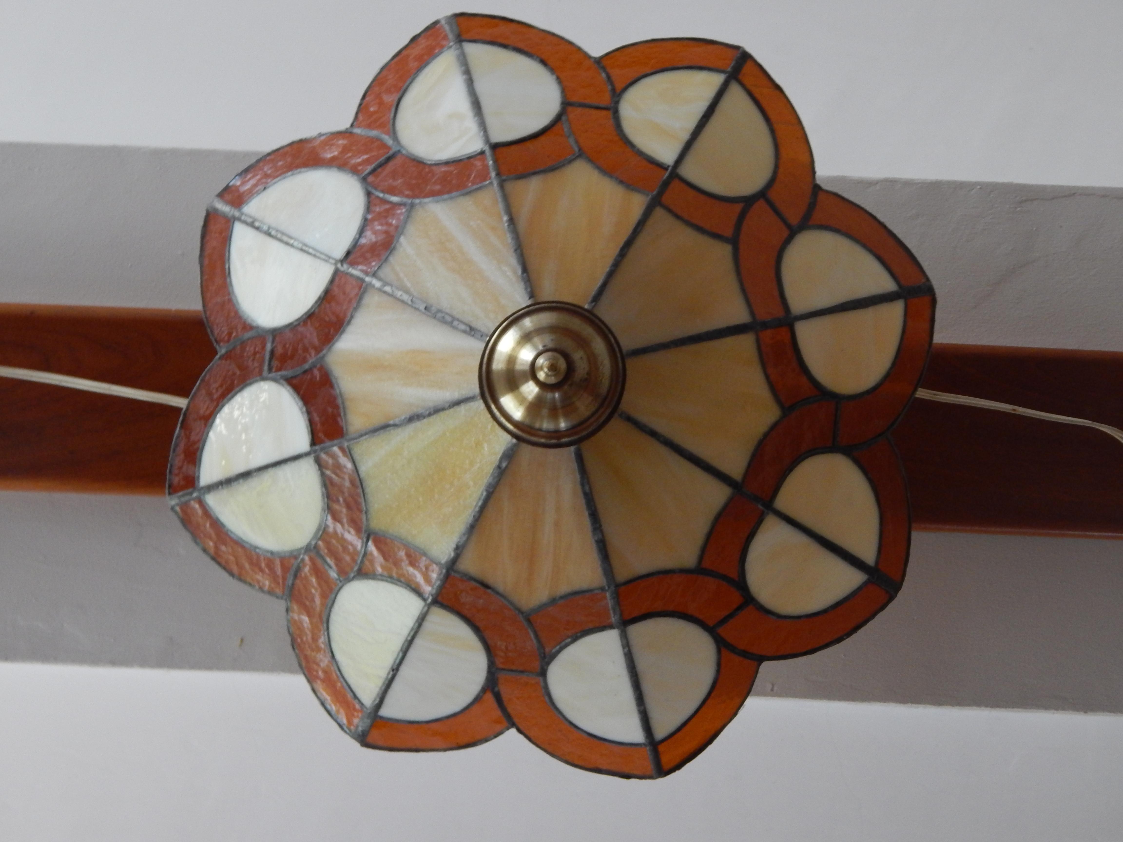 Plafon Vitral Tomar