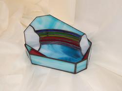 Caixa Azurite Vitral