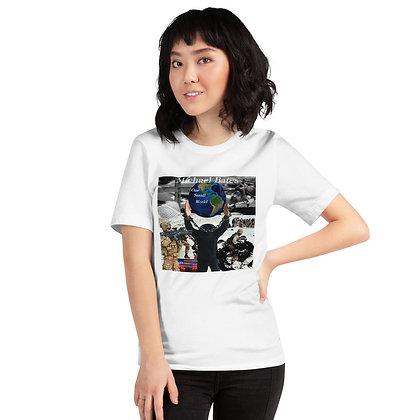 Short-Sleeve Unisex T-Shirt Michael Bates ( One Small World)