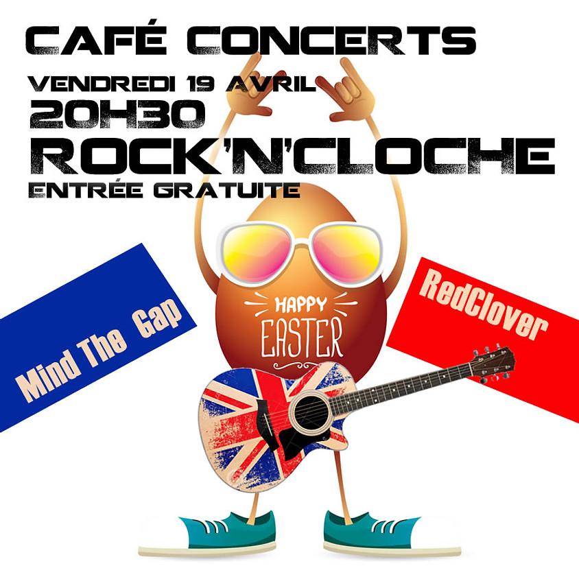 Café Concerts : ROCK'N'CLOCHES