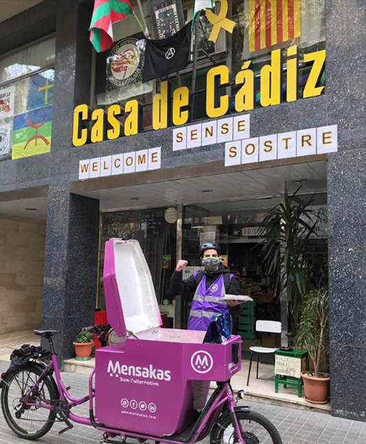 Mensakas restaurant partner