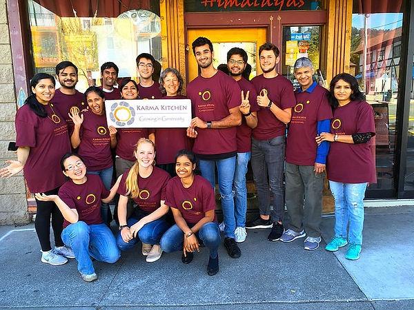 Karma Kitchen team Berkeley, CA
