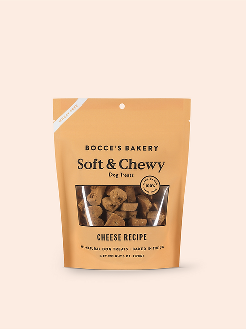 Bocce's Cheese Soft & Chewy