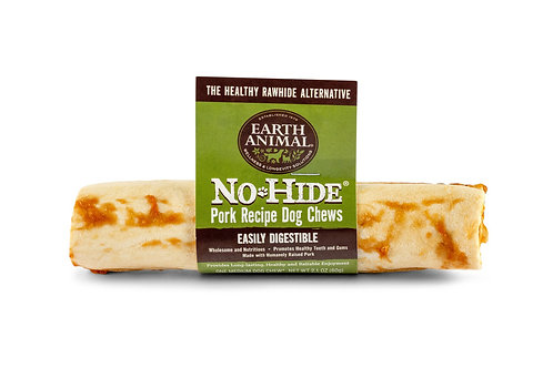 Pork No-Hide® Wholesome Chews - Small or Medium
