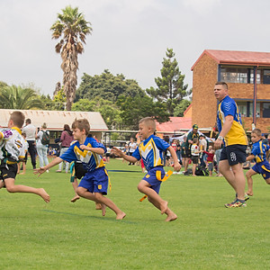 Sport - Bulletjie Rugby 1st game day 2019