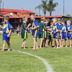 Sport - Bulletjie Rugby / Elarduspark teen Garsfontuin