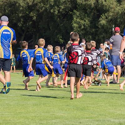 Sport - Bullejie Rugby / Elarduspark teen Rooihuiskraal