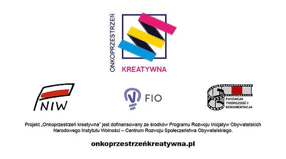 Onkoprzestrzeń kreatywna -logo-obowiązuj