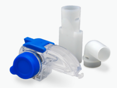Replacement Pocket Neb Medication Cup with Mouthpiece & Mask Adapter