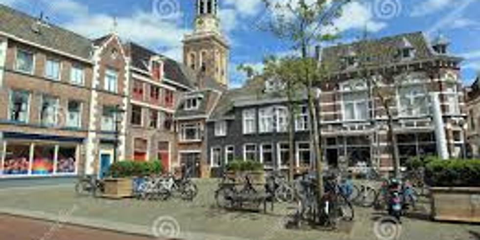 Spelen in de binnenstad van Kampen