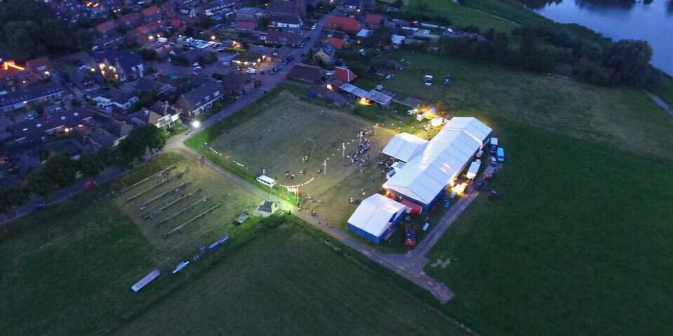 Oranjefeest Wilsum 2019