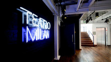 Teatro Milán con causa.