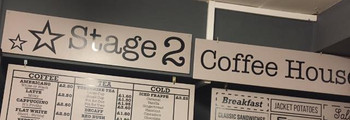 Stage 2 Cafe logo