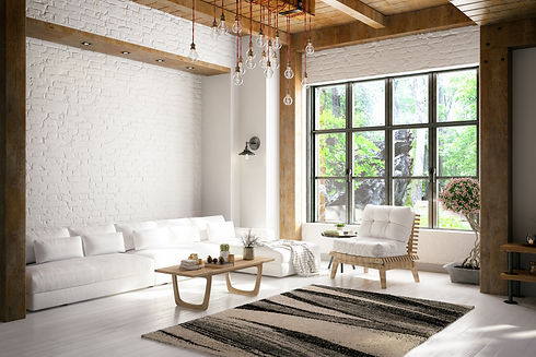 Living room with wood panelling.jpg