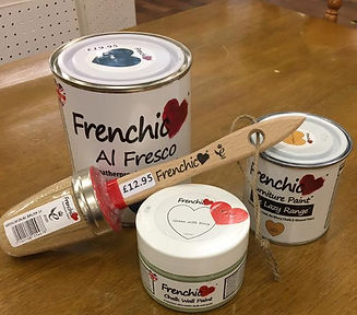 frenchic paint display