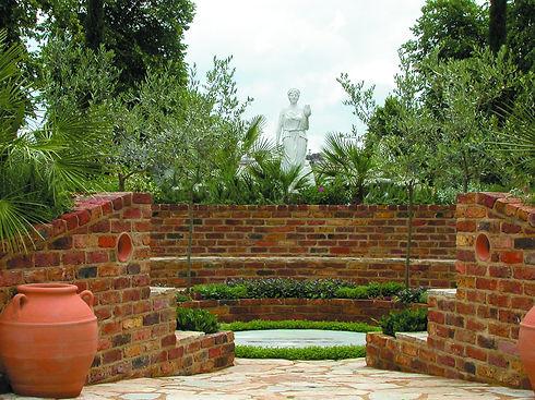 Garden Terrace Statue