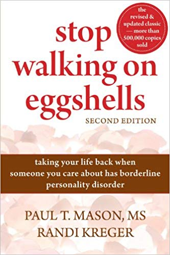 stop walking eggshells