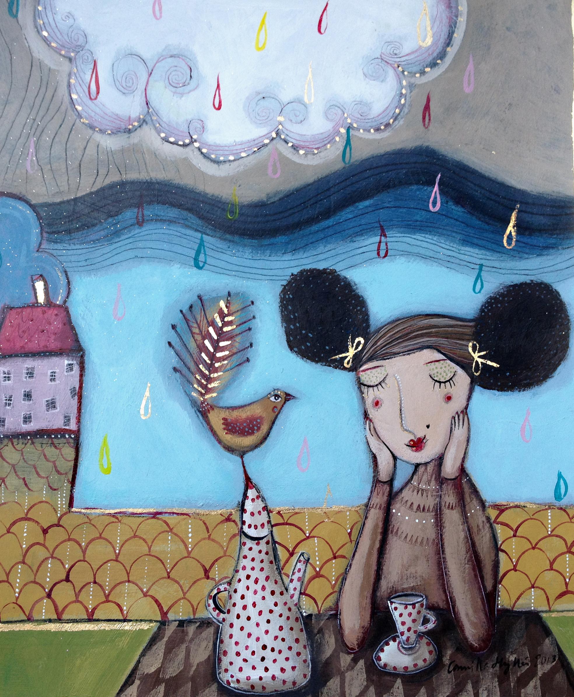 Det regnar kärlek