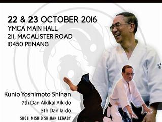 Kunio Yoshimoto Seminar 2016