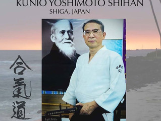Hawaii Aikido Seminar, 3rd-10th June, 2016