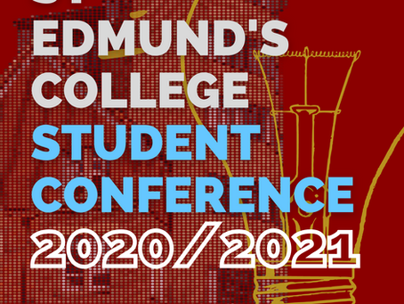 St Edmund's Students' Conference 2021