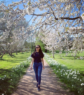 P11 | Exploring the Beautiful Orchard at St-Edmunds College