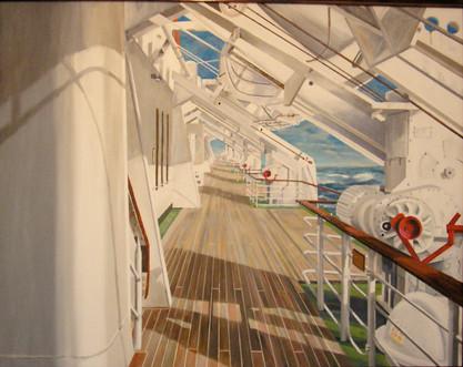 A27 | Boat Deck QE2