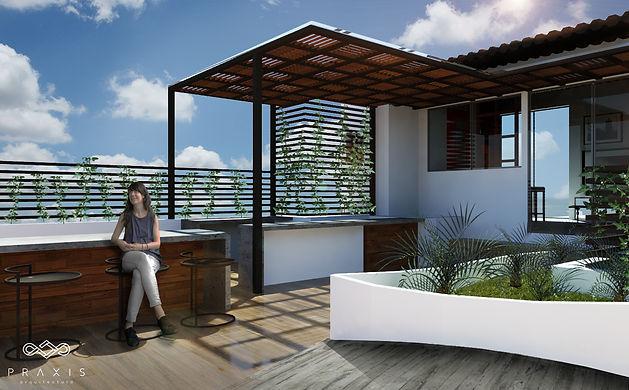 Lomas de Angelópolis // Roof Garden