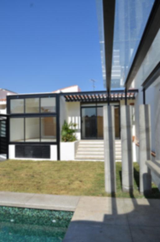 Residencia Nexatengo - Interior