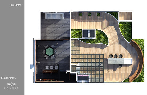 Roof Garden // Lomas de Angelópolis