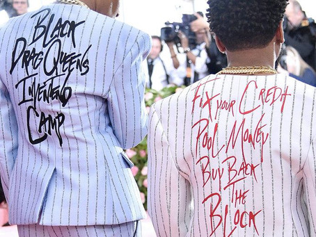 Quotes on CAMP: Behind the scenes at the 2019 Met Gala