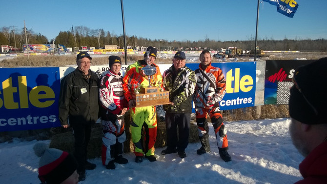 2016 Bonnechere Cup