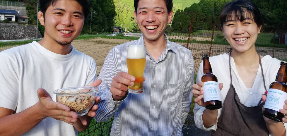 ヒノキビール