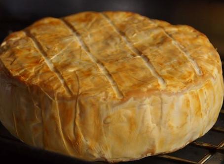 見た目も美しい!ナチュラルチーズ燻製