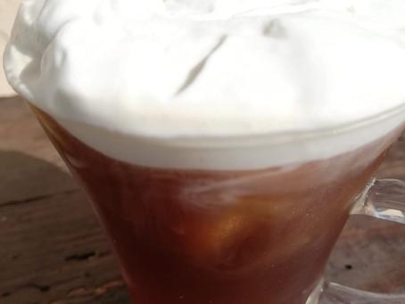 燻製アイスウインナーコーヒー