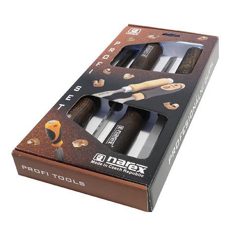 Narex Set of mortise chisels - Wood Line PROFI