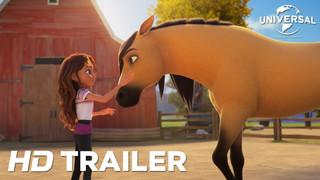 Spirit Untamed - Trailer