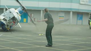 Casualty 30th Anniversary Episode - VFX Breakdown